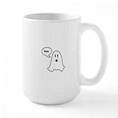 Ghost says BOO - Mug