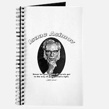 Isaac Asimov 02 Journal