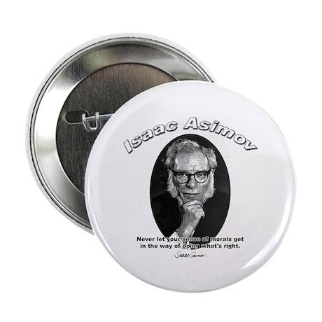 "Isaac Asimov 02 2.25"" Button (100 pack)"