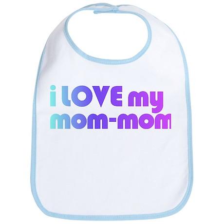mom-mom - Bib