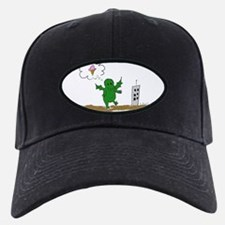 Cthulhu goes out for Ice Crea Baseball Hat