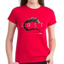 The LOST Island Women's Dark T-Shirt