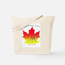 Cute Ithaca new york Tote Bag