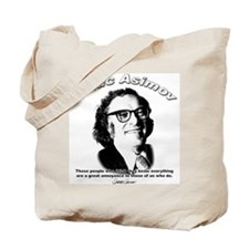 Isaac Asimov 03 Tote Bag