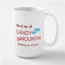 Candy Mountain Large Mug