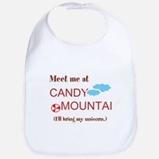 Candy Mountain Bib