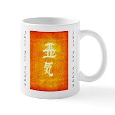 Reiki Orange Glo Mug
