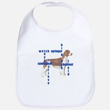 Welsh Springer spaniel Crossw Bib