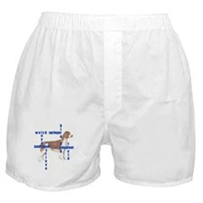 Welsh Springer spaniel Crossw Boxer Shorts