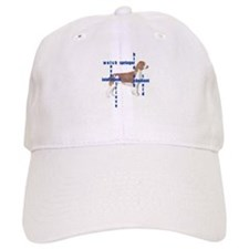 Welsh Springer spaniel Crossw Baseball Cap
