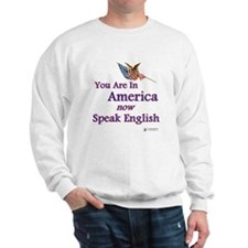 Now Speak English Jumper