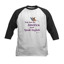 Now Speak English Tee