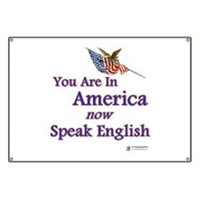 Now Speak English Banner
