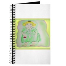 Cute Little characters Journal