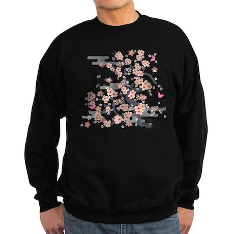 JAPANESE Blossom Sweatshirt (dark)