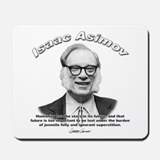 Isaac Asimov 05 Mousepad