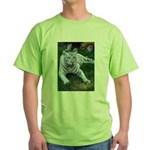 Cameron & Zabu Green T-Shirt