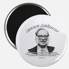 "Isaac Asimov 05 2.25"" Magnet (10 pack)"