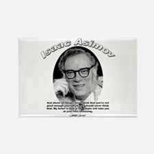 Isaac Asimov 06 Rectangle Magnet