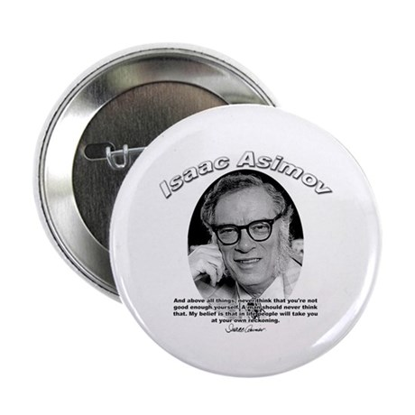 "Isaac Asimov 06 2.25"" Button (10 pack)"