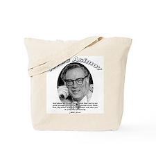 Isaac Asimov 06 Tote Bag