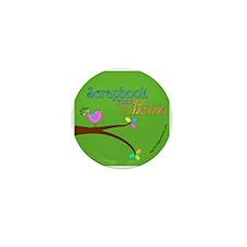 my2scrappychicks Mini Button (10 pack)