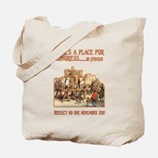 There's a Place for Congress- Tote Bag