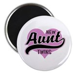New Aunt Twins Magnet