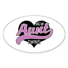 New Aunt Twins Decal