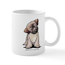 Curious Wheaten Puppy Mug