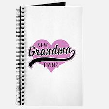 New Grandma Twins Journal