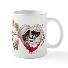 Funny Biker valentines Mug