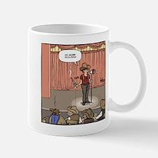 Standup Cowboy Mug