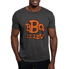 BBQ is Luv T-Shirt