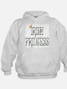 Irish Princess w/Crown Hoodie