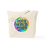 TeenWitch.com Tote Bag
