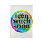 TeenWitch.com Rectangle Magnet (100 pack)