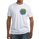 TeenWitch.com Fitted T-Shirt