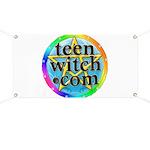 TeenWitch.com Banner