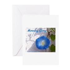 Morning Glory Greeting Cards (Pk of 20)