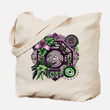 Lost TV Dharma Orchid Tote Bag