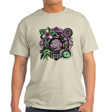 Lost TV Dharma Orchid T-Shirt