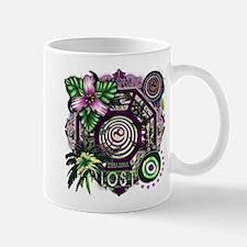 Lost TV Dharma Orchid Mug