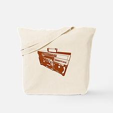 Music Stereo Tote Bag