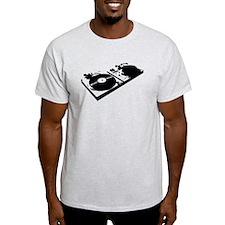 DJ Turn Tables T-Shirt