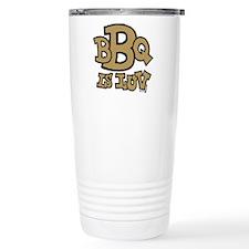 BBQ is Luv Travel Mug