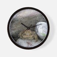 Bullfrog (Bull Frog) Wall Clock