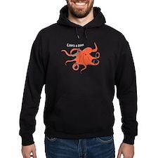 Octopus Hoodie