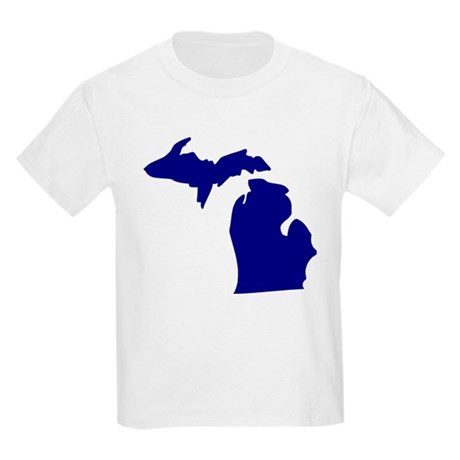 Michigan Kids Light T-Shirt