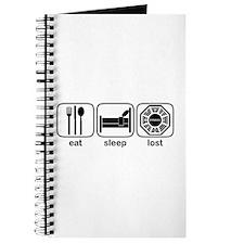 Eat Sleep Lost Journal